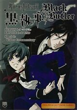 Anime DVD Black Butler Kuroshitsuji Complete Season 1 - 3 + 9 OVAs English Dub