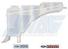 99-03 7.3L Powerstroke Diesel Genuine OEM Ford Coolant Degas Bottle Reservior