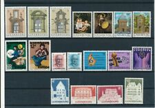 D074328 Luxembourg Nice selection of MNH stamps
