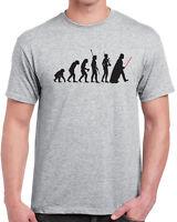 094 Vader Evolution mens T-shirt funny star jedi wars sith darth force movie new
