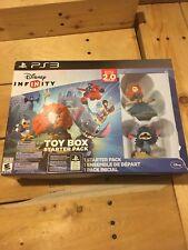 Disney Infinity Toy Box Starter Pack 2.0 PS4 PlayStation 3 Brave Lilo Stitch