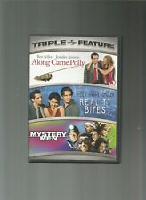 Triple Feature: Along Came Polly / Reality Bites / Mystery Men (3 Disc Set), Dvd