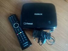 HUMAX FREESAT BOX