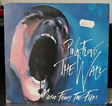 SP 45 TOURS VINYLE , PINK FLOYD , THE WALL , music from the film . OR.FR 1982