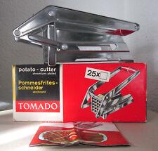 Tomado t1420-343 pommesfrites-Schneider 25x metal cromado potato-Cutter OVP