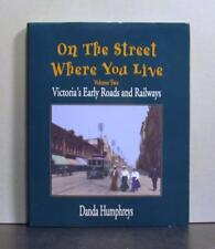 Early Victoria,  British Columbia, On the Street Where You Live, Volume Two