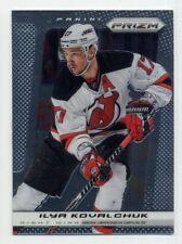 2013-14 Panini Prizm ILYA KOVALCHUK Rare BASE HOCKEY CARD #48 New Jersey Devils
