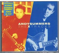 ANDY SUMMERS (THE POLICE) THE X TRACKS  CD DIGIPACK F.C.