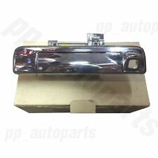GENUINE PARTS CHROME DOOR TAILGATE OPEN HANDLE CAMERA ISUZU RODEO DMAX D-MAX 12