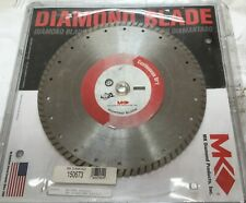 MK DIAMOND 150673 925D Continuous Dry Use 12 in. Blade
