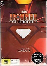 IRON MAN ARMORED ADVENTURES - COMPLETE SEASON TWO / 2 - NEW & SEALED MARVEL DVD