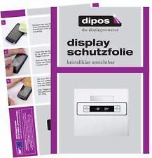 2x Siemens iQ300 KA90NVI30 Schutzfolie klar Displayschutzfolie Folie Display