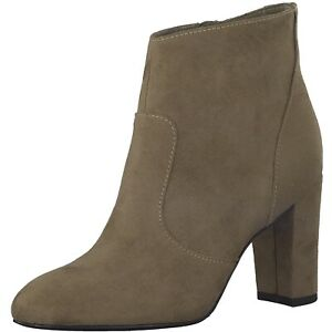 S.Oliver Ladies Ankle Boots Soft Foam 25300 Pepper Offer