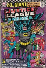 Jusrice League of America #48. 80 Page Giant G29. VG. 1966