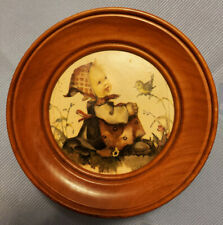 Alte Wandspieluhr (Kommt ein Vogel geflogen) Reuge Hummel, gut erhalten
