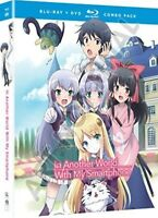 In Another World With My Smartphone: The Complete Series [New Blu-ray] With DV