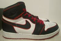 Air Jordan Retro 1 High OG Bloodline Fly Gym Red BG GS 575441-062 Size 5.5Y