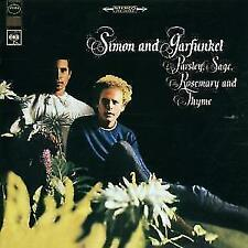 Parsley,Sage,Rosemary And Thyme von Simon And Garfunkel (2001)