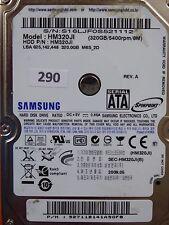 320gb Samsung hm320ji | 2009.05 | PCB: mango rev07 #290