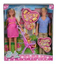 Simba 105733200 - Steffi Love Happy Family