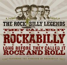 The Rockabilly Legends 4 CD Classic Hits (80 Tracks) PBS Release Special