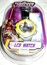 Marvel GUARDIANS OF THE GALAXY Childrens LCD Watch