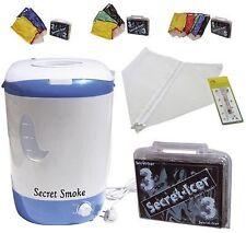Bubbleator Machine Ice washer sacche Ice o Lator bags pollinator Kit 2 filtri