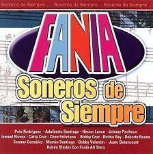 Pete Rodriguez,Hector Lavoe,Johnny Pacheco,Celia Cruz,Bobby Cruz,Ruben Blades