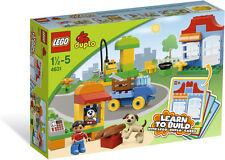 LEGO DUPLO LA MIA PRIMA COSTRUZIONE  1-5 ANNI  4631