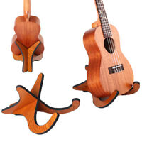 Ukulele Holder Stand Wooden Guitarra Accessories Stand Instrument Accessories sf