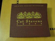 Cat Stevens - Three - MFSL Gold Audiophile CD (3-Discs) Numbered