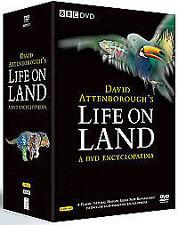 David Attenborough's Life On Land - A DVD Encyclopaedia, DVD | 5014503253721 | N