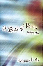 A Book of Verses: Volume One