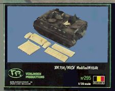 VERLINDEN PRODUCTIONS  295 XM 734 / MICV MODIFIED M113 A1 scala 1:35