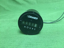 Cramer AC Hour Meter Type 636W