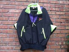 Vintage 90s ELAN SKI Pullover Jacket Rapid Transit Acceleration Tour Sz XL