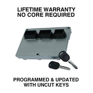 Engine Computer Programmed with Keys 2003 Ford Expedition 3L1A-12A650-HD HAP3