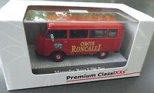 Mercedes L206 Bus Circus Roncalli 1:43 Premium Classixxs # 4426