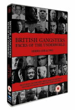 British Gangsters: Faces Of The Underworld: Series 1 and 2 [New DVD]