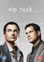 Nip Tuck Stagioni 1 a 6 Collezione Completa DVD Nuovo DVD (1000614164)