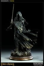 Sideshow Ringwraith Exclusive Statue LOTR NIB Never Removd Gandalf Aragorn Gimli