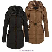 Brave Soul Zip Quilted Coats & Jackets for Women