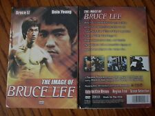 THE IMAGE OF BRUCE LEE DVD starring Bruce Lee & Bolo Yeung