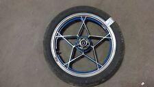 1981 Suzuki GS650 E S648. front wheel rim 19in
