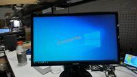 """Samsung 350 Series S22F350 22"""" 1920 x 1080 Full HD FreeSync Monitor PC1052396"""