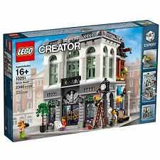 LEGO CREATOR EXPERT 10251 Brick Bank MODULAR BUILDING SERIES BRAND NEW