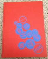 ALBRIGHT COLLEGE YEARBOOK, CUE, 1969, READING. PENNSYLVANIA, PA