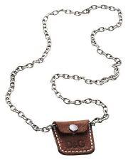 D&G Dolce & Gabbana Halskette Rough DJ0365 Anhänger Tasche