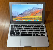 """MacBook Air 11"""" A1370 Intel Core 2 Duo 1.4GHz 64GB SSD High Sierra OS"""