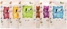 catz finefood Bio Katzenfutter MIX Paket - 6 x 85 g - Nassfutter für Katzen...
